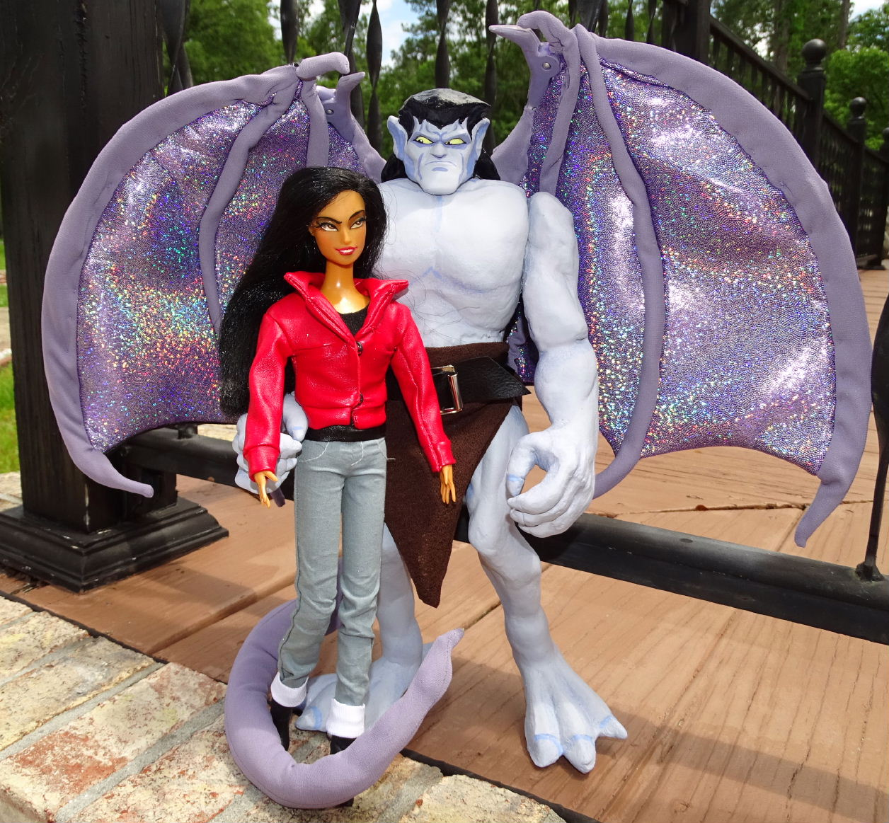 Elisa Maza From Gargoyles 11 Quot Doll