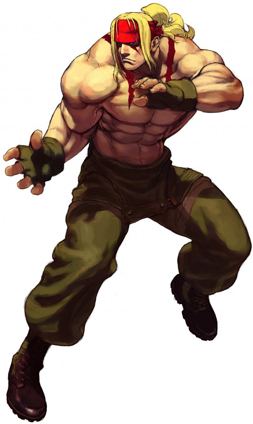 Street Fighter Galleries: Street Fighter III: 3rd Strike ...