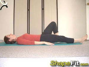 Leg Slide Pilates Exercise Guide With Photos