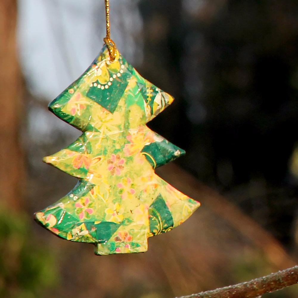 Christmas Tree Customer Shop Service