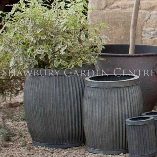 Pots and Planters For Sale Picture of Metal Garden Pots   Planters