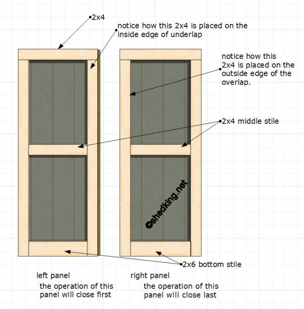 Utility Shed Plans