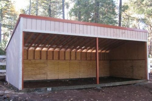 Low Cost Storage Sheds