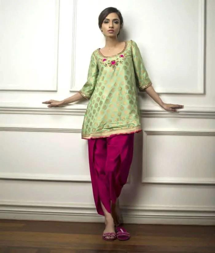 27 Latest Pakistani Short Shirts Designs Photos Sheideas