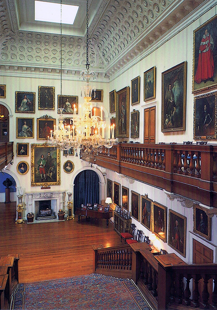 Althorp House Interior