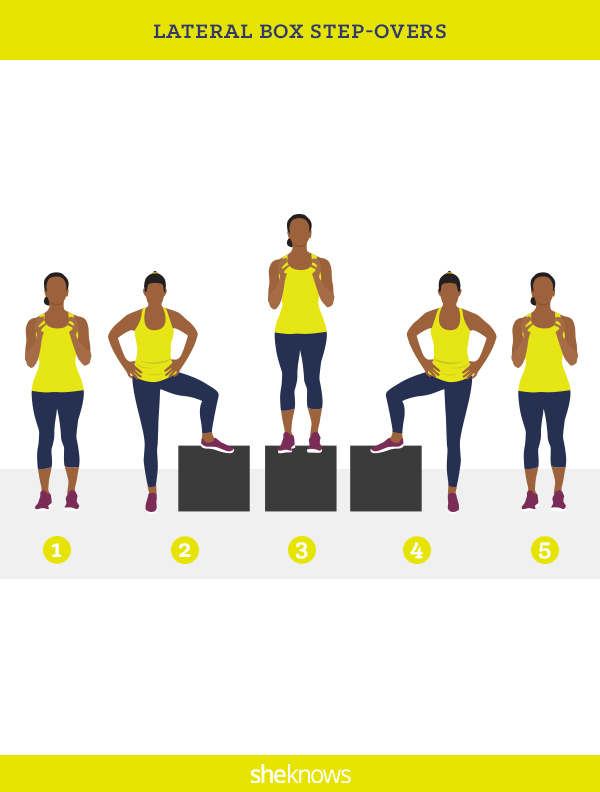 7 Gym Moves That Are a Full-Body Workout – SheKnows
