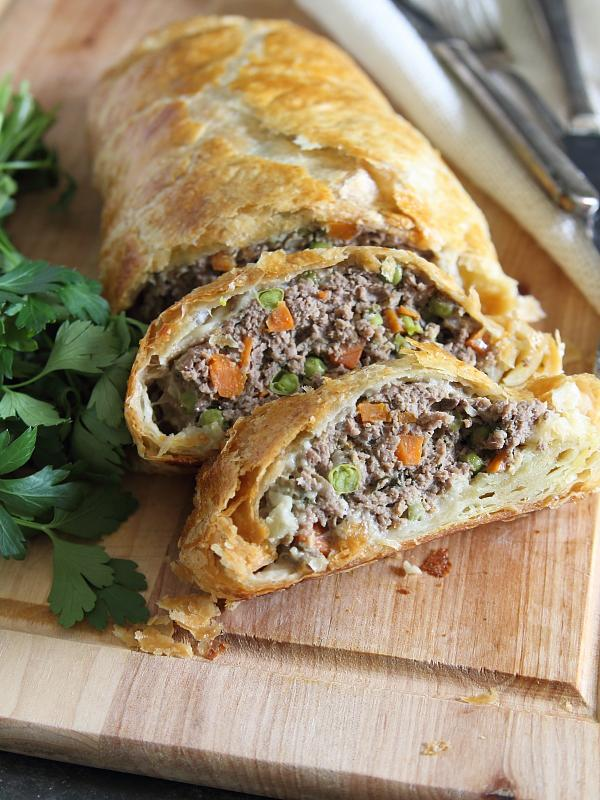 Easy Ground Beef Wellington Sheknows