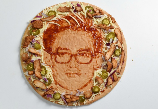 Put your dad's face on a pizza for the most bizarre Father ...