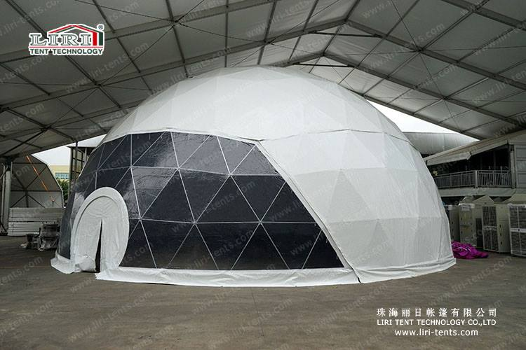 Geodesic Dome Tent For Special Outdoor Event Shelter Maker