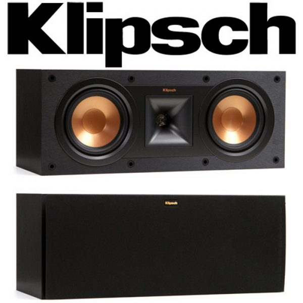 Klipsch R-25C Center Speaker _ Gallery 2