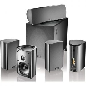 Def. Tech. ProCinema 1000 Plus Speaker Set