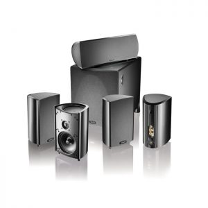 Def. Tech. Procinema 800 Speaker Set