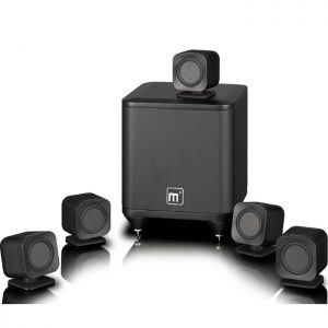 Mission M3 Cube Speaker Set _ Gallery