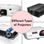 Different Types of Projectors