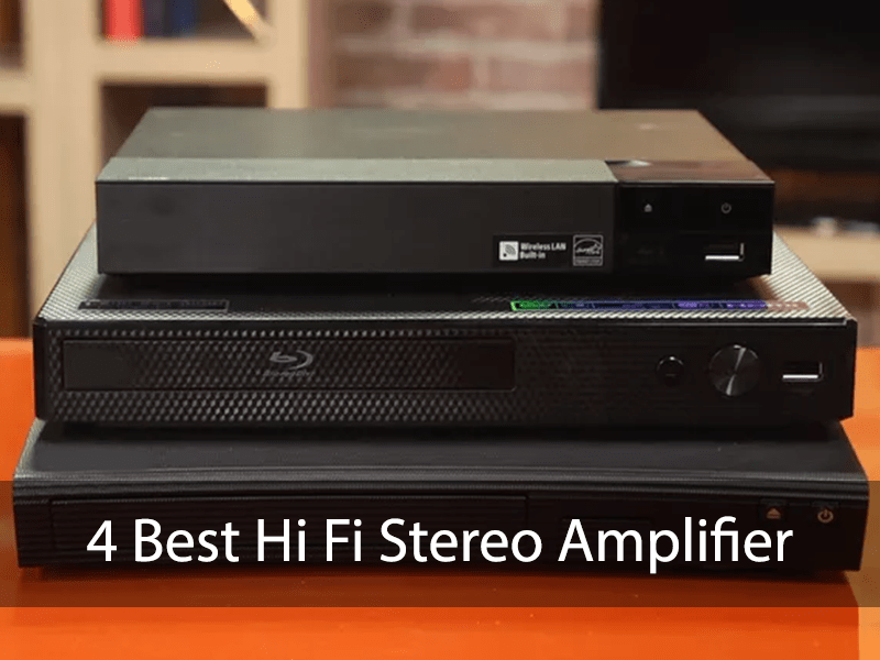 Best Hi Fi Stereo Amplifier
