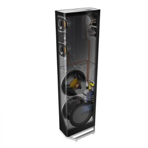 Def. Tech. BP9060 _ G1 Tower Speaker