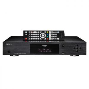 Oppo UDP-203 4K Multizone Bluray Player