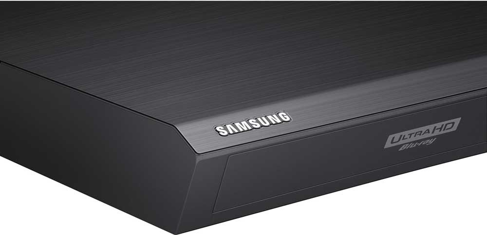 Features and performance of Samsung region free blu ray