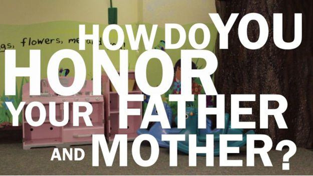 honor mother and father