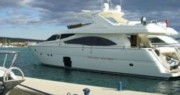 Ferretti 830 HT Cruising Yacht for sale