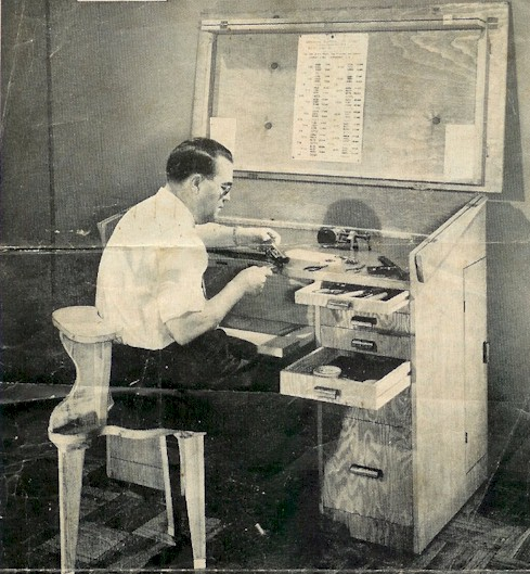 Popsci Hobby Desk