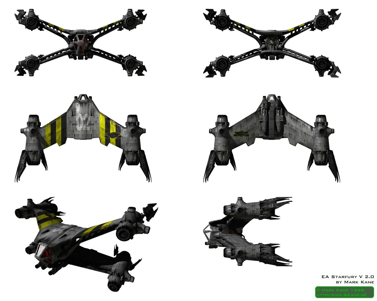Babylon 5 Schematics