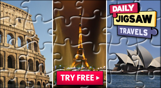 Jigsaw Puzzle Games   Free Online Jigsaw Puzzle Games   Shockwave com Jigsaw Puzzle Games