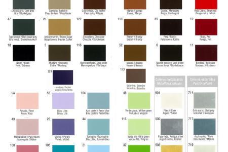 Tarrago Shoe Cream Color Chart Shoes Collections