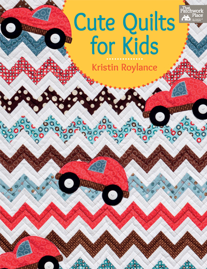 Martingale Cute Quilts For Kids Print Version Ebook