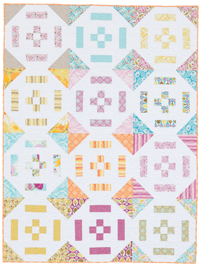 Block Quilt Patterns Large