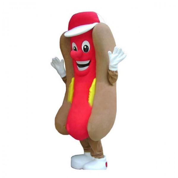 Fast Food Restaurants Mascots