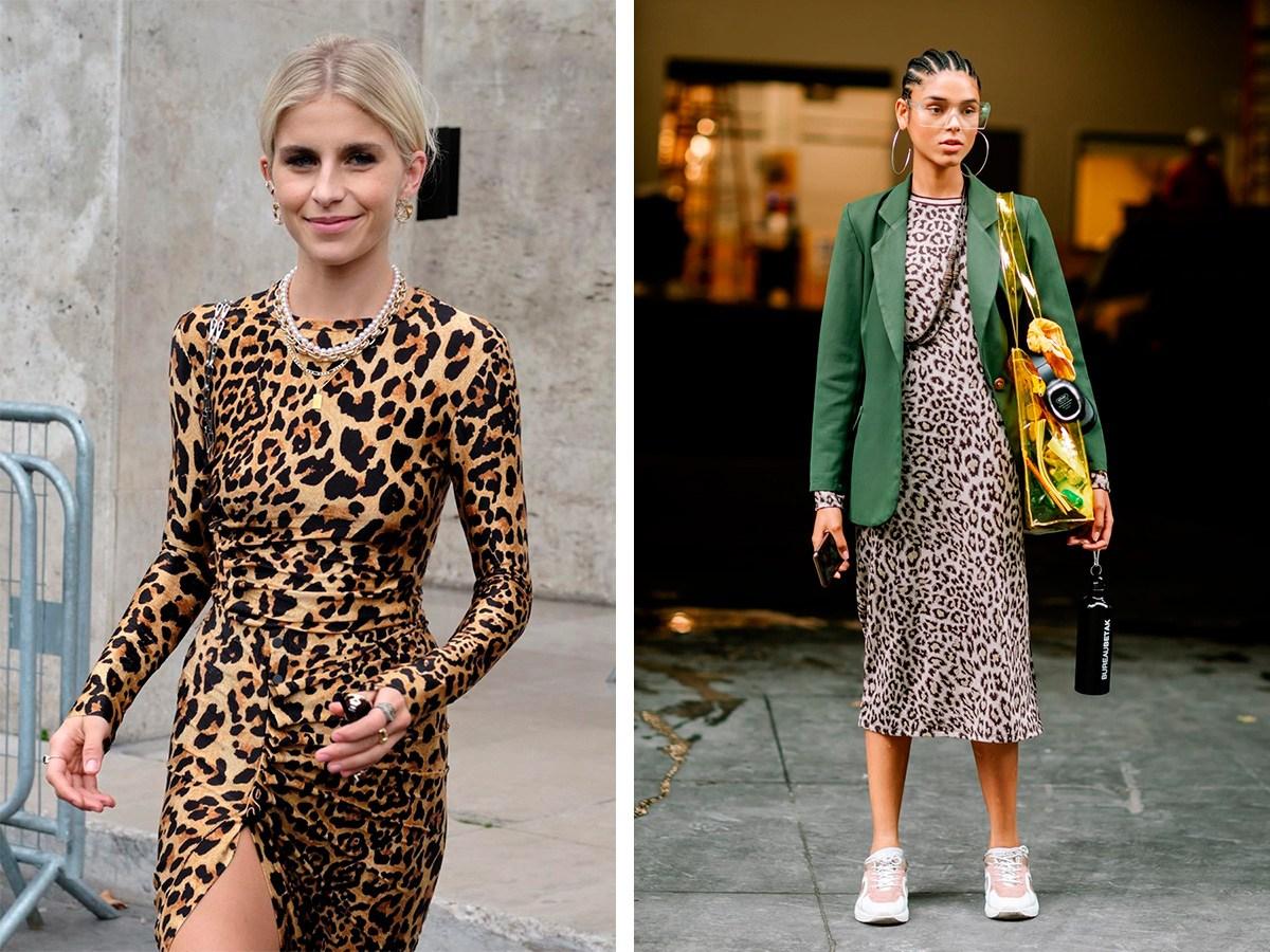 Pakaian Leopard.