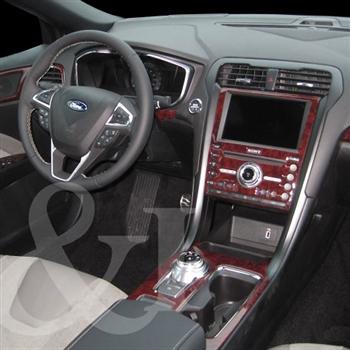 Ford Fusion Wood Dash Kit Shopsar Com