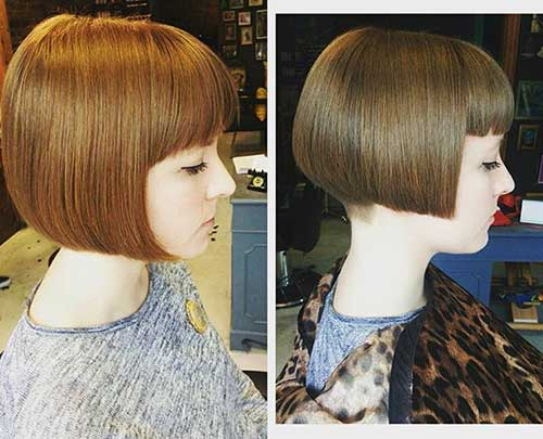Thick Haircut Styles Short Hair