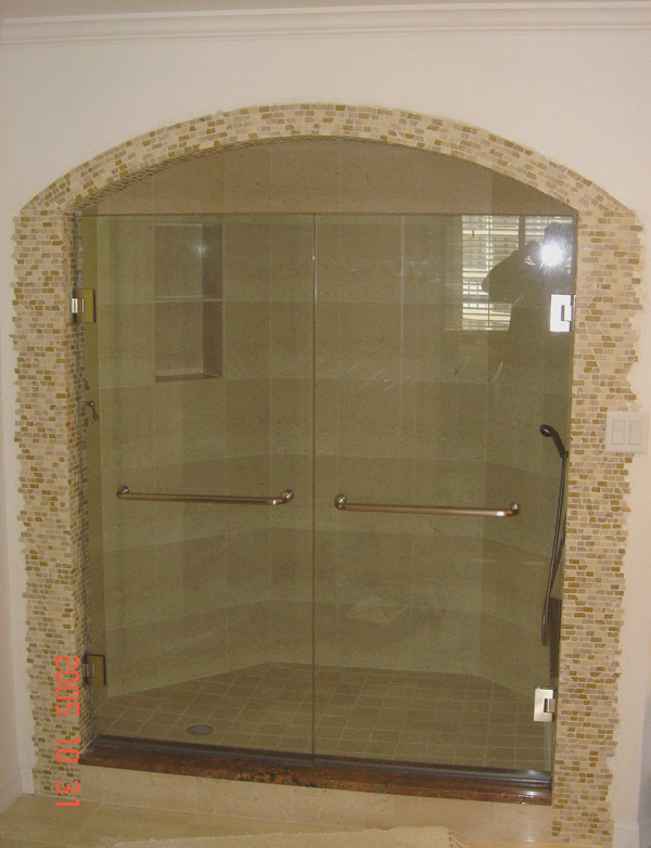 French Shower Doors In Fl