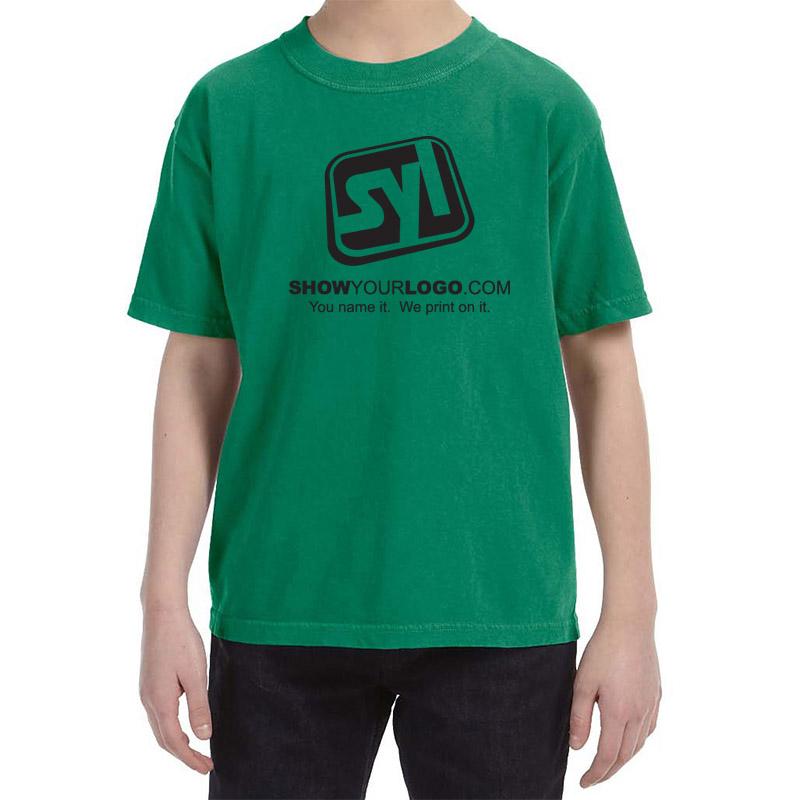 Shirt Seafoam Comfort Colors