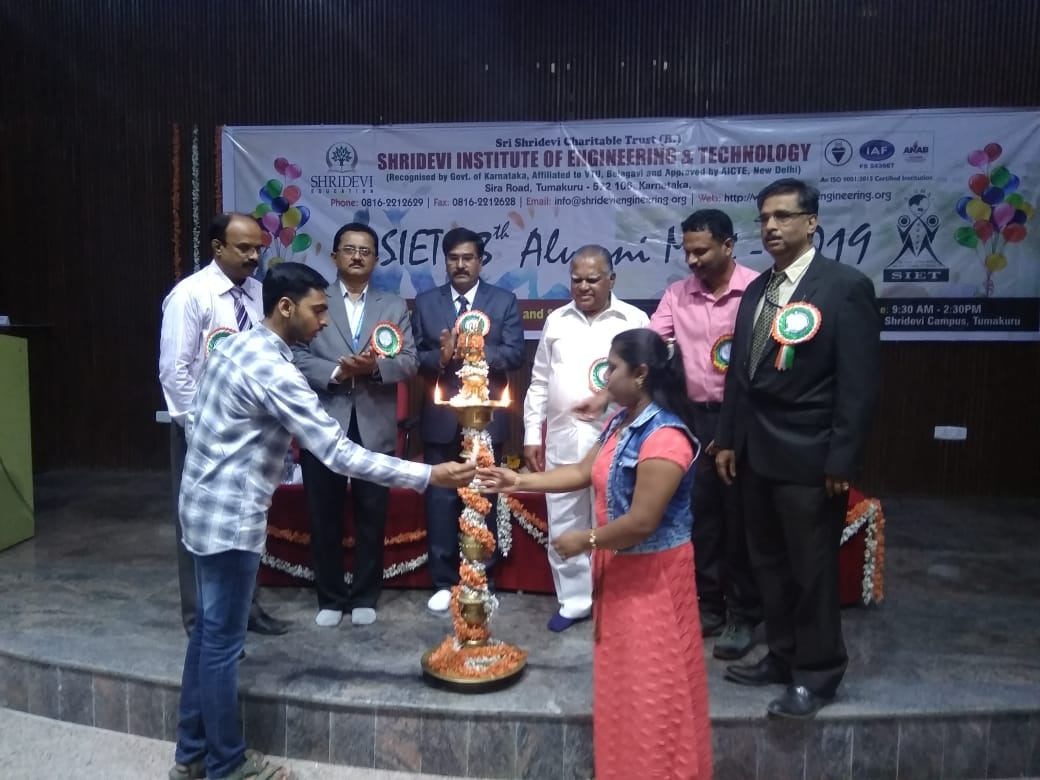 Celebrated 13th Alumni Meet 2019