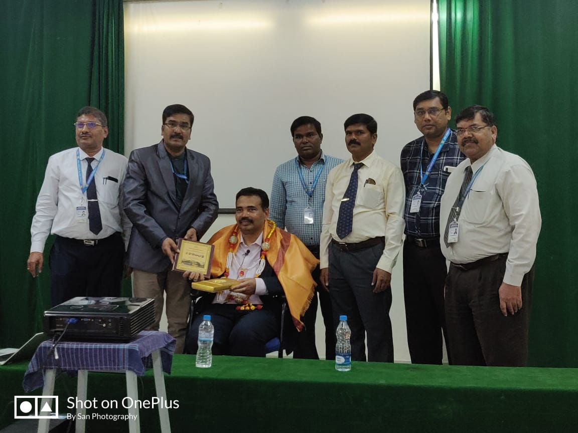 Expert Lecture on Electronics and Communication