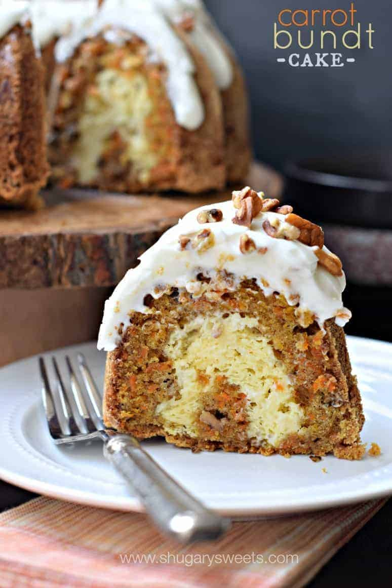 Easter Bundt Cake Recipe