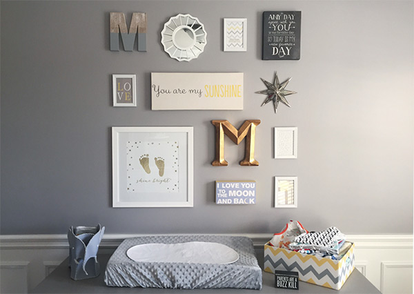Family Room Shelf Decorating Ideas