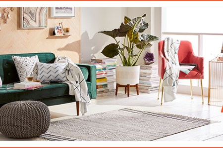 How to Declutter Your Home Everyday In Minutes   Shutterfly Living Room