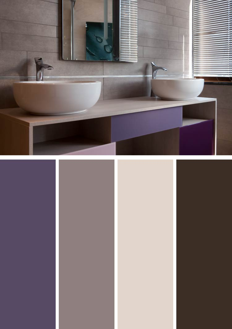 10 Unique Purple Color Combinations And Photos Ideas And