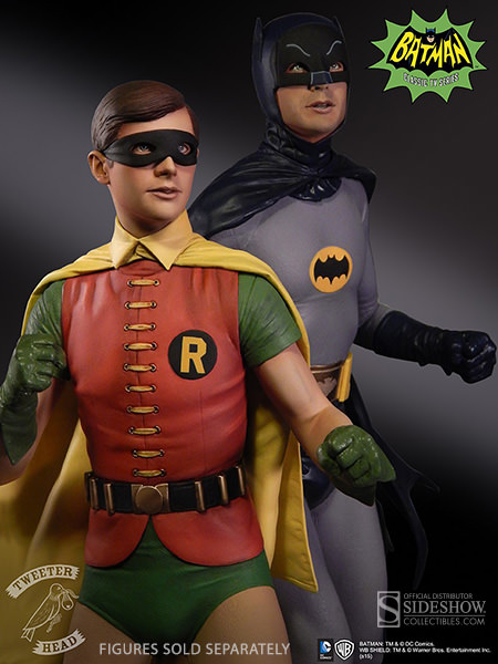 DC Comics Robin the Boy Wonder Maquette Diorama by ...