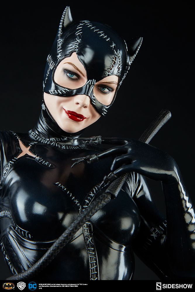 New Photos – Catwoman Premium Format Figure | Sideshow ...
