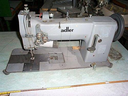 Manual Adler Machine 167 Sewing