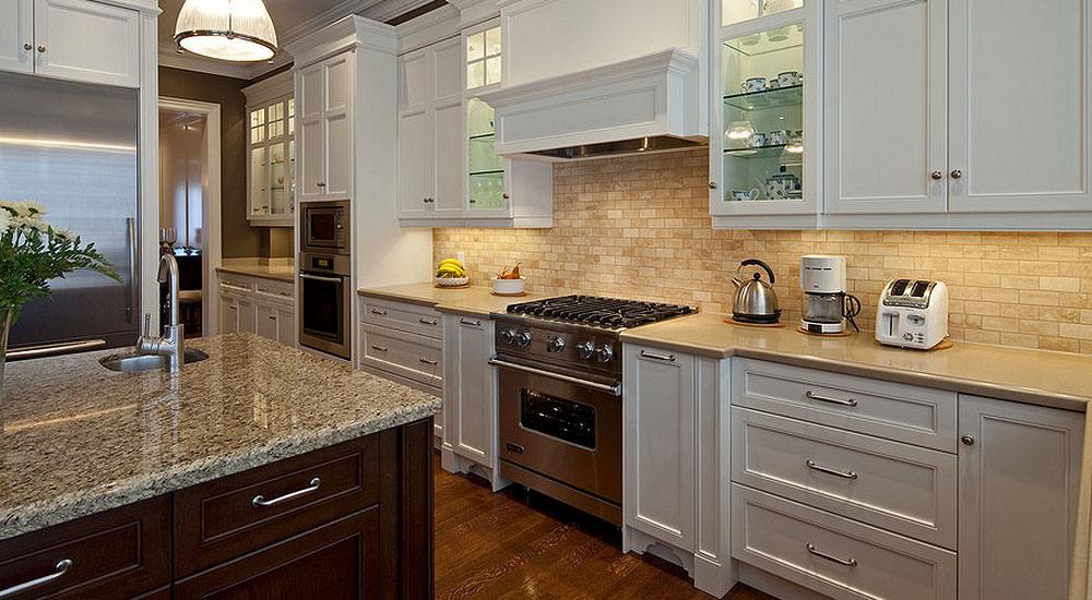 White Kitchen Tiles Ideas