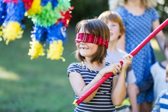 20 Creative Children s Birthday Party Games