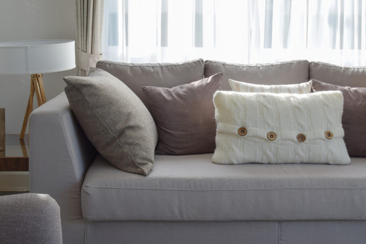 Firm Up Frumpy Sofa Cushions With This Trick   Simplemost Firm Up Frumpy Sofa Cushions With This Trick