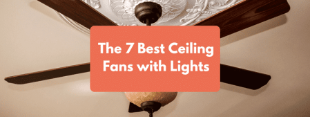 Discover The 7 Best Ceiling Fans with Lights  November 2017