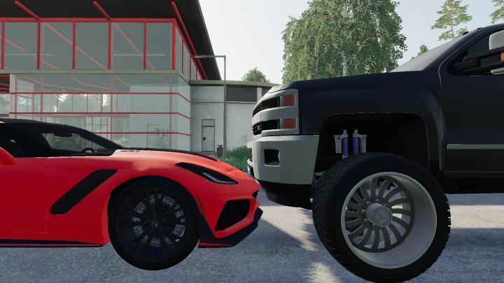 Fs19 2016 Chevy 2500hd Duramax V1 2 Simulator Games